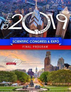 2019 ASRM Final Program